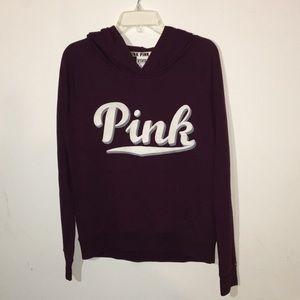 Pink Hoodie by Victoria's Secret